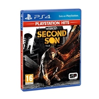 Sony PS4 HITS inFAMOUS Second Son - Videojuego