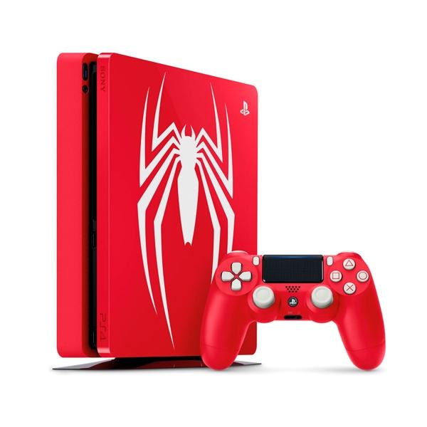 Sony PS4 Slim 1TB Ed. limitada + Marvel Spider-man - Consola