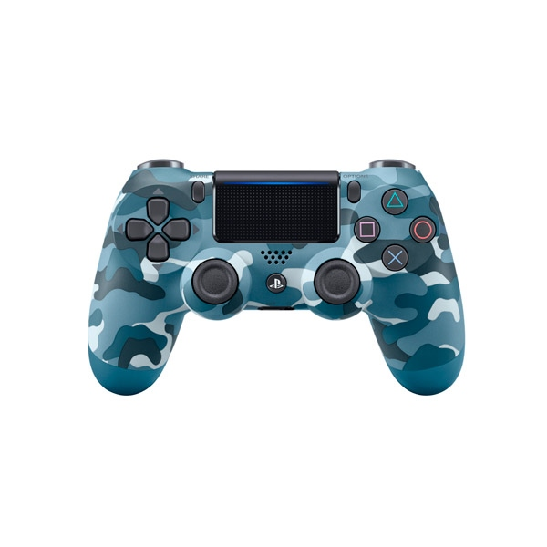 Sony PS4 mando DualShock 4 V2 Blue Camouflage - Gamepad