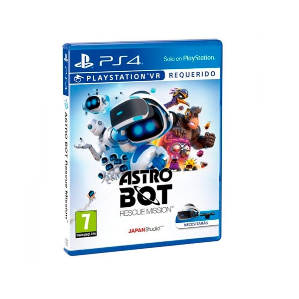 Sony PS4 Astro Bot: Rescue Mission - Videojuego