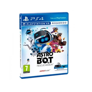 Sony PS4 Astro Bot: Rescue Mission - Videojuego