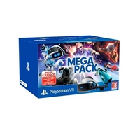 Sony Playstation VR Mega Pack con 5 juegos - Gafas VR