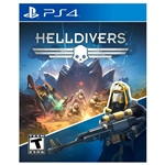 Sony PS4 HellDivers – Videojuego