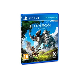 SONY JUEGO PS4 HORIZON ZERO DAWN