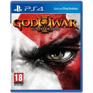 Sony PS4 God of War 3 Remasterizado – Videojuego