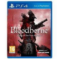 Sony PS4 Bloodborne GOTY – Videojuego