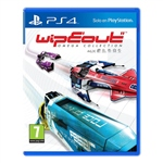 Sony PS4 Wipeout Collection – Videojuego