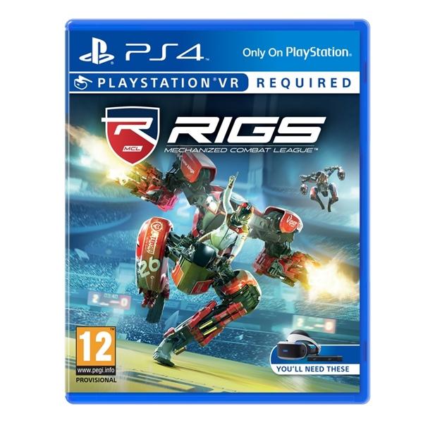 Sony PS4 Rigs Mechanizel Combat League VR – Videojuego