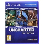 Sony PS4 Uncharted: The Nathan Drake Collection – Videojuego