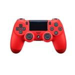 Sony PS4 Dualshock Rojo V.2 – Gamepad