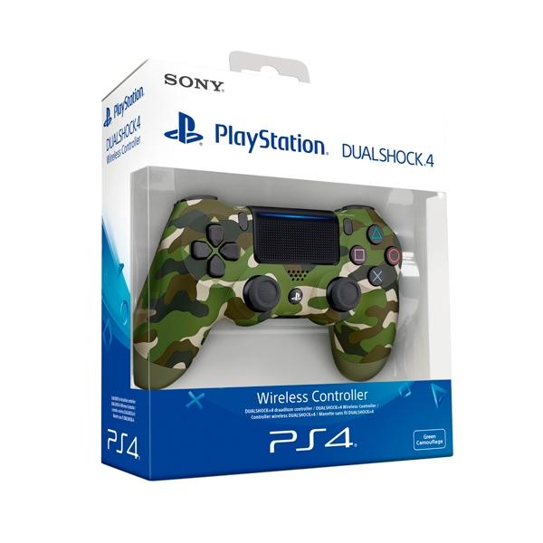 Sony PS4 mando DualShock 4 V2 Camuflaje - Gamepad