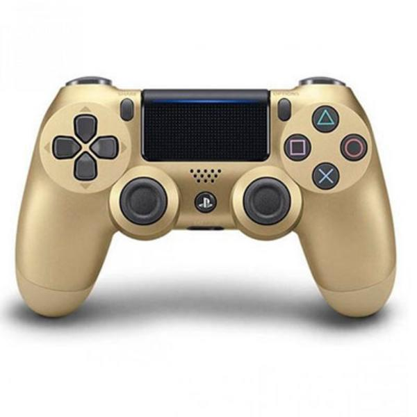 Sony PS4 Dualshock Dorado V.2 – Gamepad