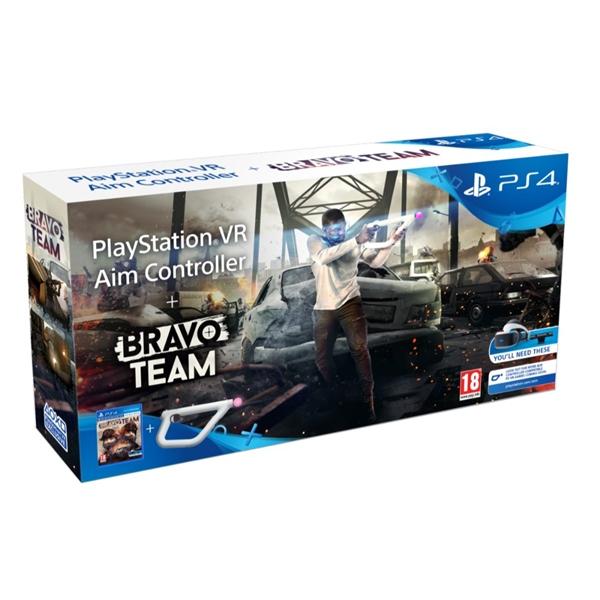 Sony PS4 Bravo Team + Aim Controller – Videojuego