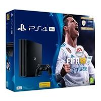 Sony PlayStation 4 Pro 1TB + FIFA 18 + 14 días de PS Plus