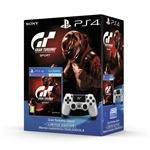 Sony PS4 GT Sport + DualShock GT – Videojuego
