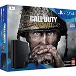 Sony PlayStation 4 Slim 1TB + COD WWII – Consola
