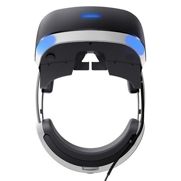 Sony Playstation VR + Cámara + VR Worlds + GT – Gafas de RV
