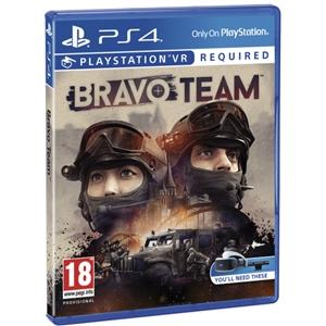 Sony PS4 Bravo Team VR – Videojuego