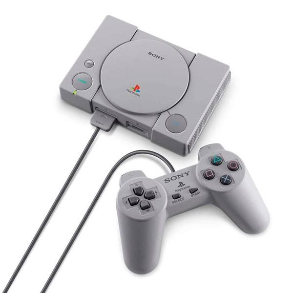 Sony PlayStation Classic + 20 Juegos - Consola