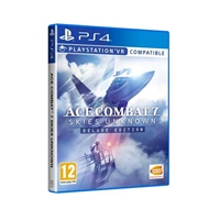 Sony PS4 Ace Combat 7 Skies Unknown Deluxe - Videojuego