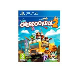 Sony PS4 Overcooked! 2 - Videojuego
