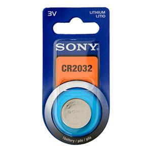 Sony CR 2032 – Pilas y baterías