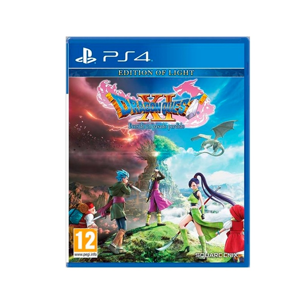 Sony PS4 Dragon Quest XI Edition of Light - Videojuego