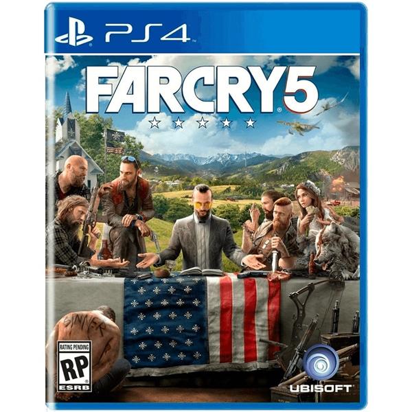 Sony PS4 Far Cry 5 – Videojuego