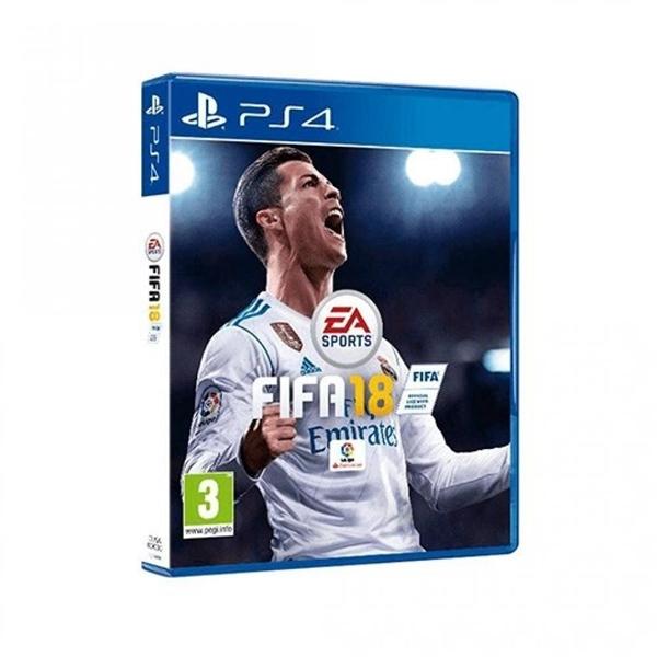 Sony PS4 FIFA 18 – Videojuego