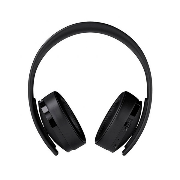Sony Gold Wireless Headset 7.1 para PS4 - Auriculares