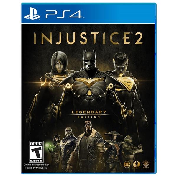Sony PS4 Injustice 2 Legendary Edition – Videojuego