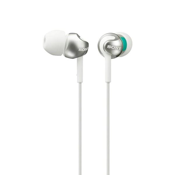 Sony MDR-EX110LP blanco – Auriculares