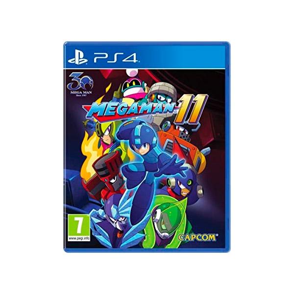 Sony PS4 Megaman 11 - Videojuego