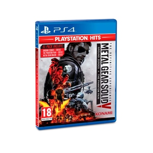 Sony PS4 HITS Metal Gear Solid V - Juego