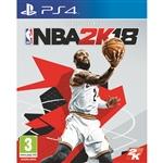 Sony PS4 NBA 2K18 – Videojuego
