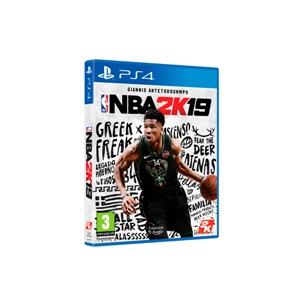 Sony PS4 NBA 2K19 - Videojuego