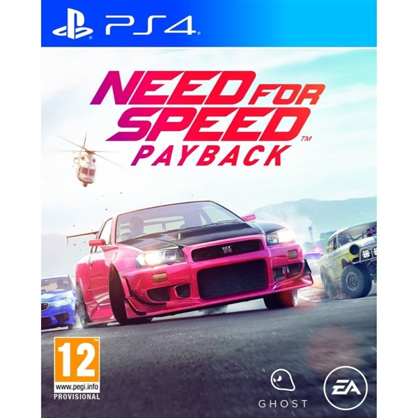 Sony PS4 Need For Speed Payback – Videojuego