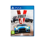 Sony PS4 V-Rally 4 - Videojuego