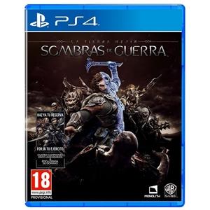 Sony PS4 La Tierra Media: Sombras de Guerra – Videojuego