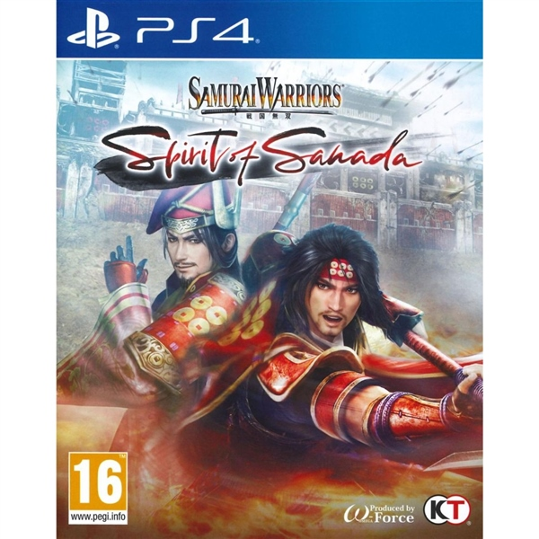 Sony PS4 Samurai Warriors: Spirit of Sanada – Videojuego
