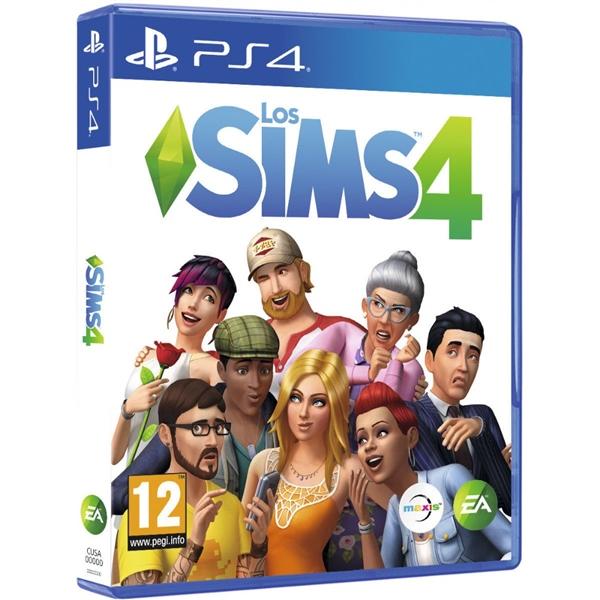 Sony PS4 Los Sims 4 – Videojuego