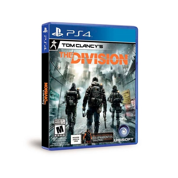 Sony PS4 Tom Clancy`s The Division - Juego