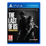 Sony PS4 The Last of Us Remasterizado – Videojuego