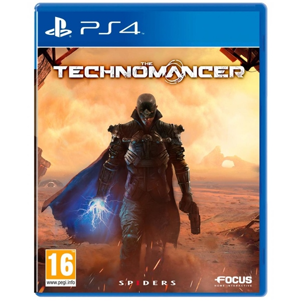 Sony PS4 The Technomancer – Videojuego