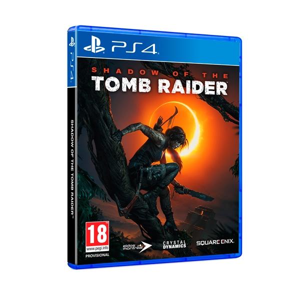 Sony PS4 Shadow of the Tomb Raider - Videojuego