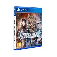 Sony PS4 Valkyria Chronicles 4 - Videojuego