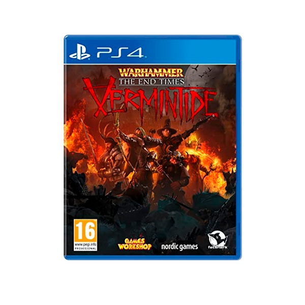 Sony PS4 Warhammer: The end times Vermintide – Videojuego