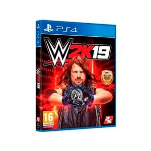 Sony PS4 WWE 2K19 - Videojuego