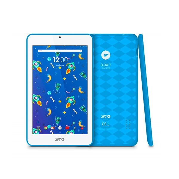 SPC FLOW 7 QCA53 1GB 8GB Android 7 Azul – Tablet