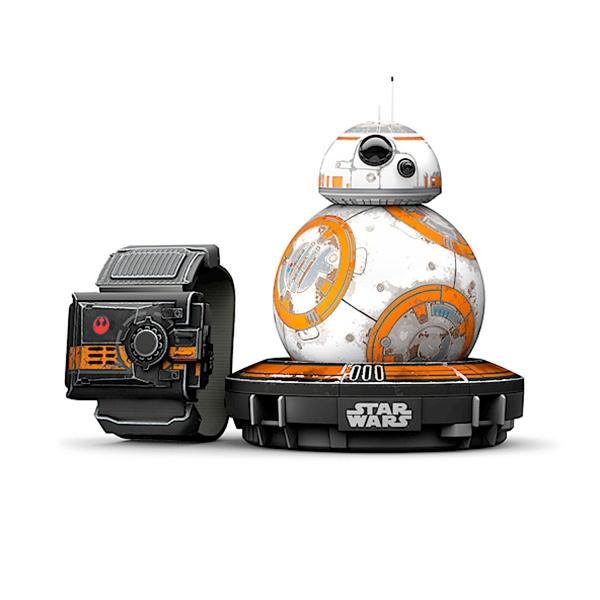 Sphero Star Wars BB-8 con pulsera Force Band – Robot